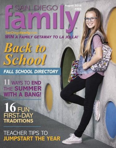 eff7e953 San Diego Family: August 2016 by San Diego Family Magazine - issuu