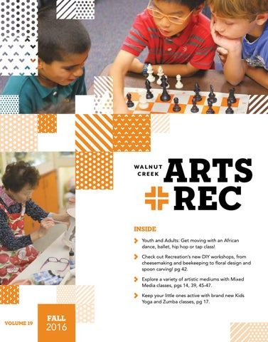 City of walnut creek guide to arts rec fall 2016 by city of page 1 fandeluxe Gallery