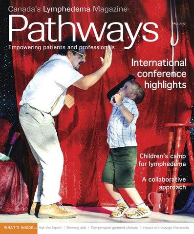 Pathways Winter 2015 by Canadian Lymphedema Framework - issuu