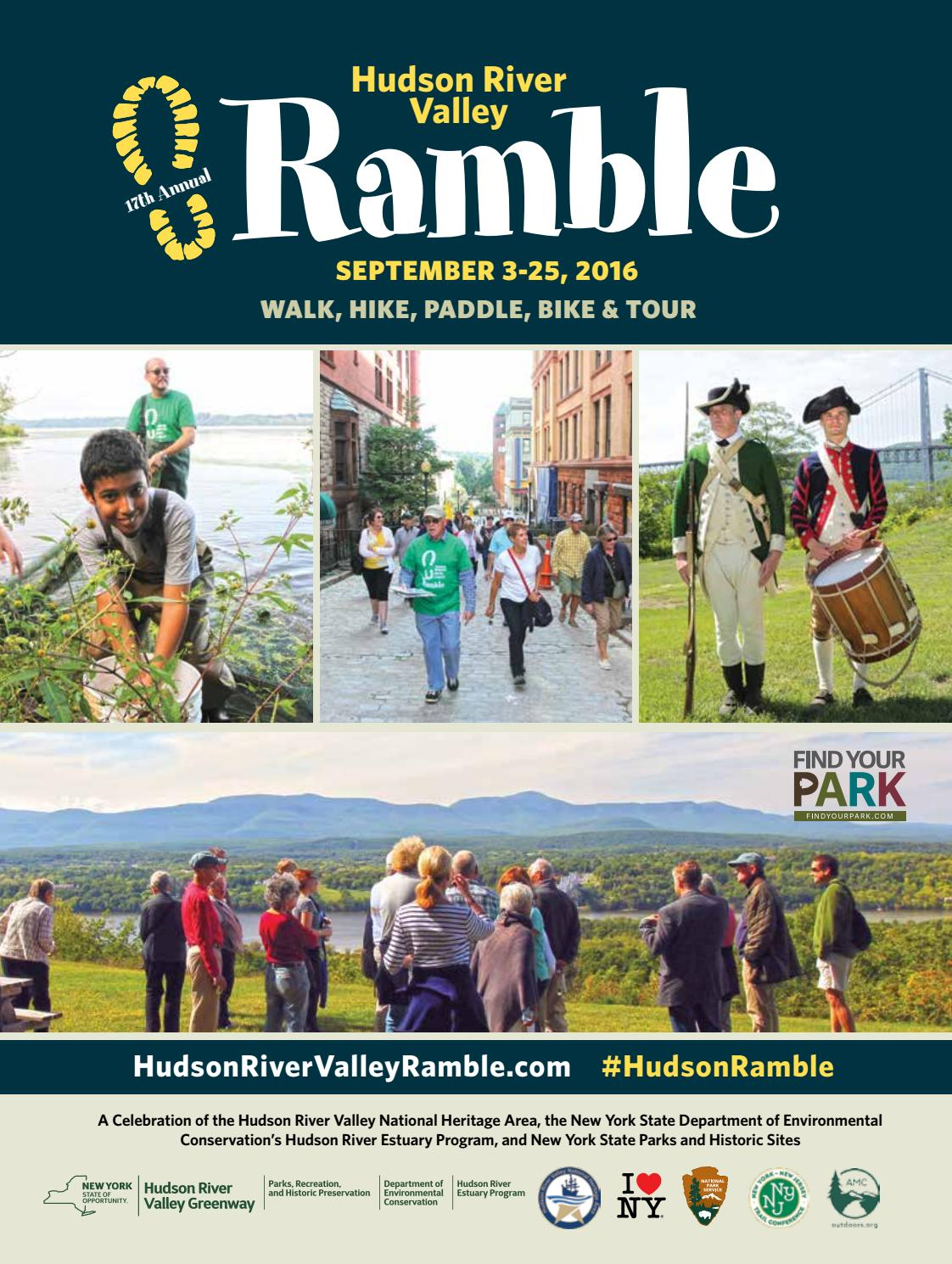 2016 hudson river valley ramble guide by luminary media issuu