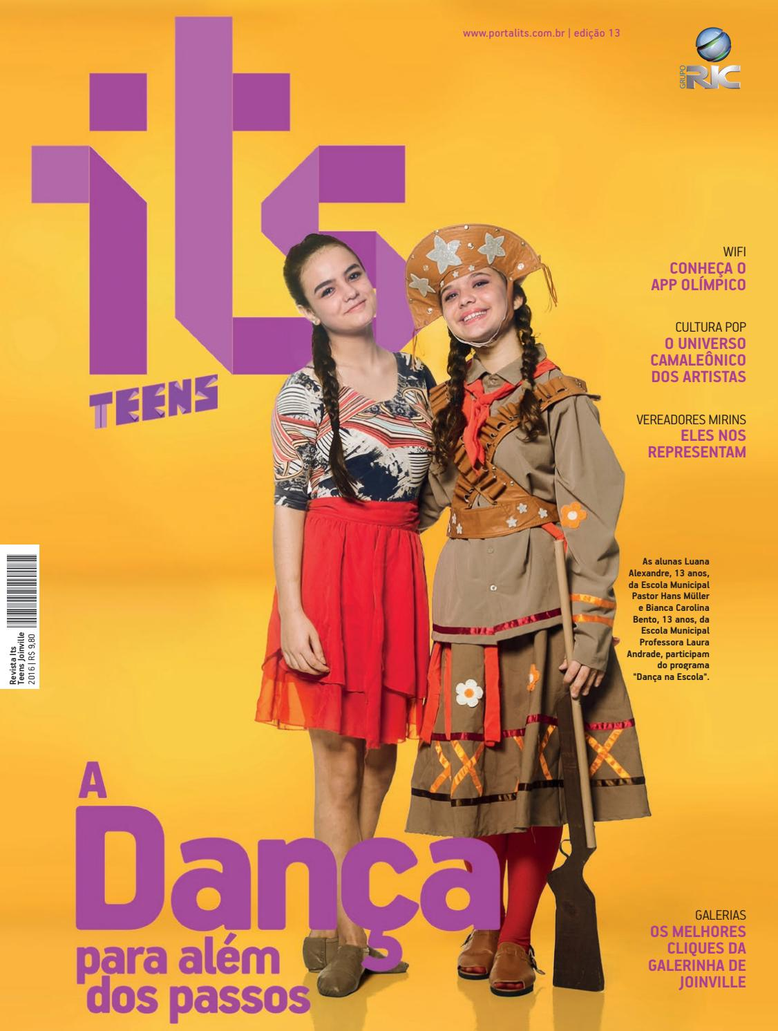 ba1be6a7b2 Its Teens - Joinville 13 by Revista its - issuu