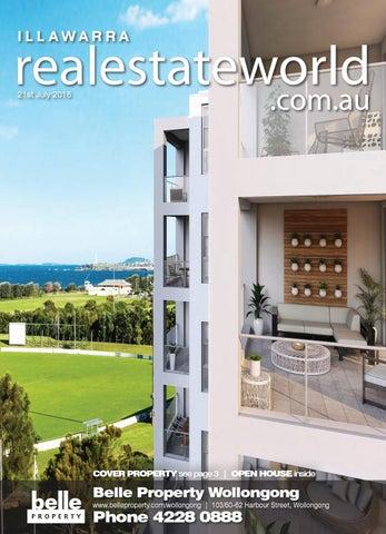 Realestateworld Au Illawarra Real Estate Publication Issue 21 July 2017