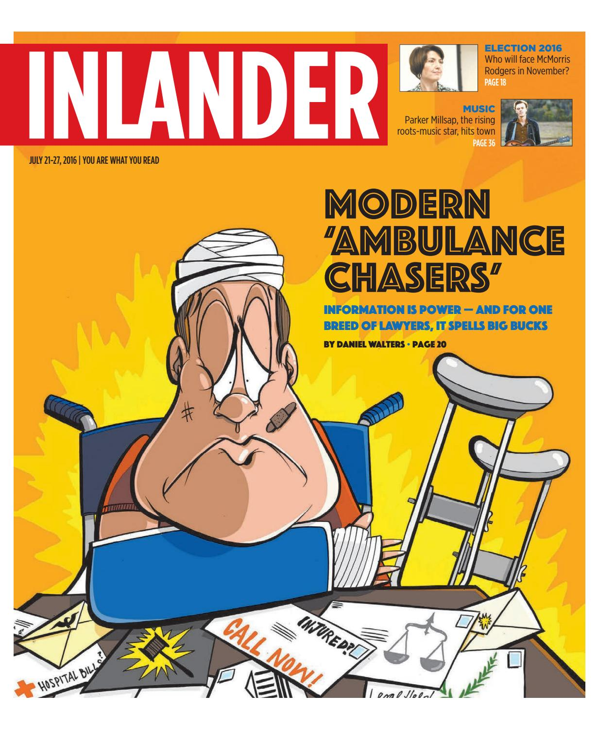 Inlander 07/21/2016 by The Inlander - issuu