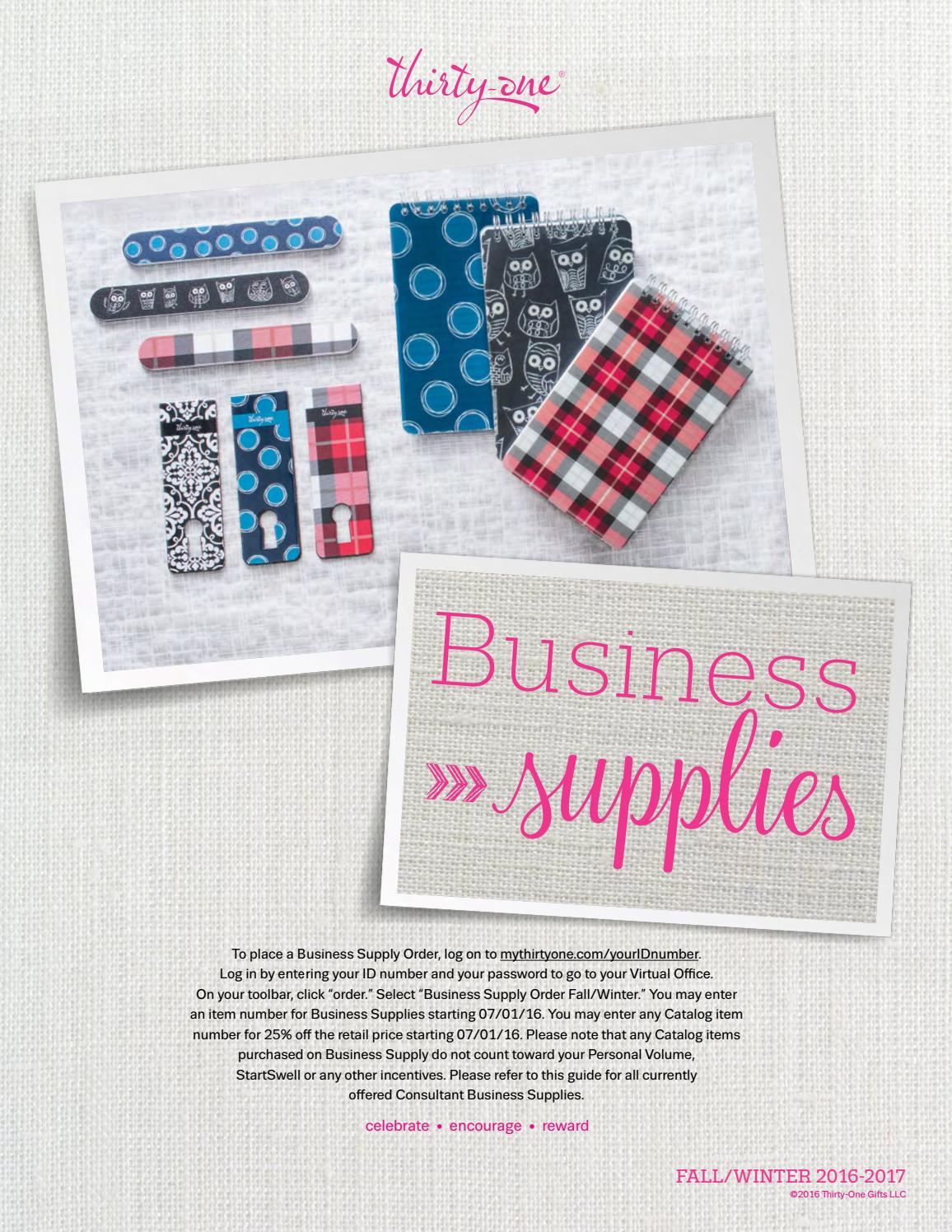 Business supplies guide fall winter 2016 us by kathy blon issuu magicingreecefo Image collections