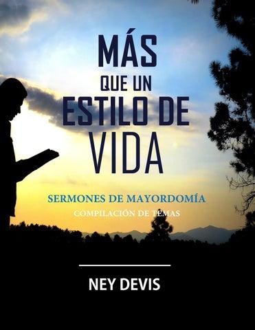 6f2217466f3 Libro Más que un estilo de vida by Ney Devis - issuu