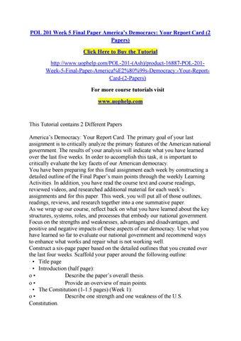 Pol 380 final paper