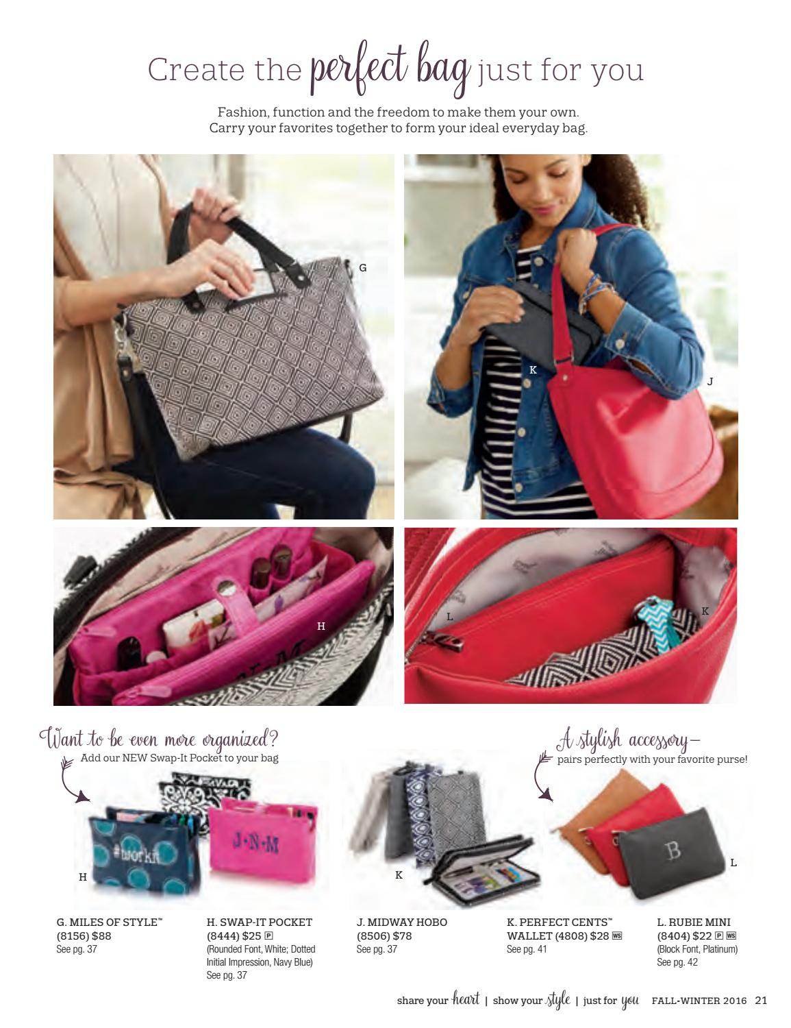 Thirty One 2016 2017 Fall Winter Catalog By Thirty One