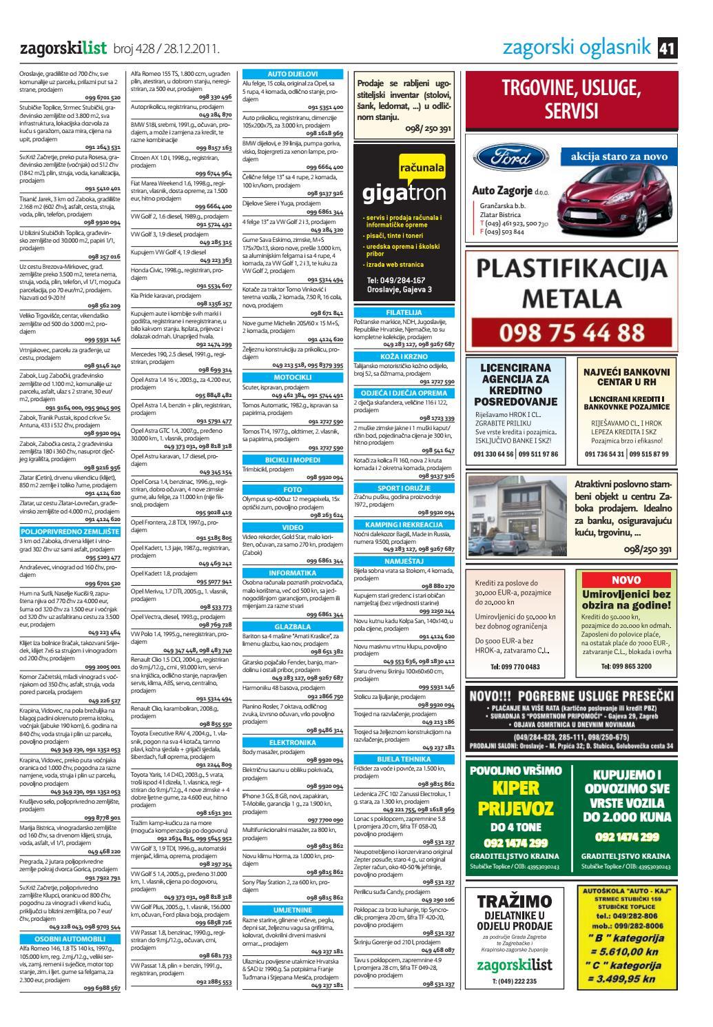 Crna Kronika - Mladić vozio neregistriran motor pa uništio i sebe i njega, sudario se s.