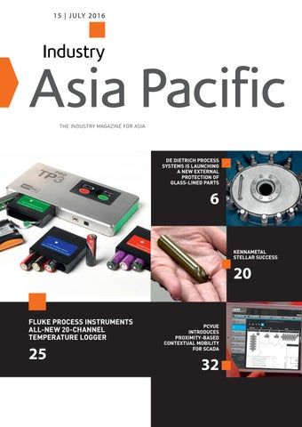 Industry Asia Pacific 15