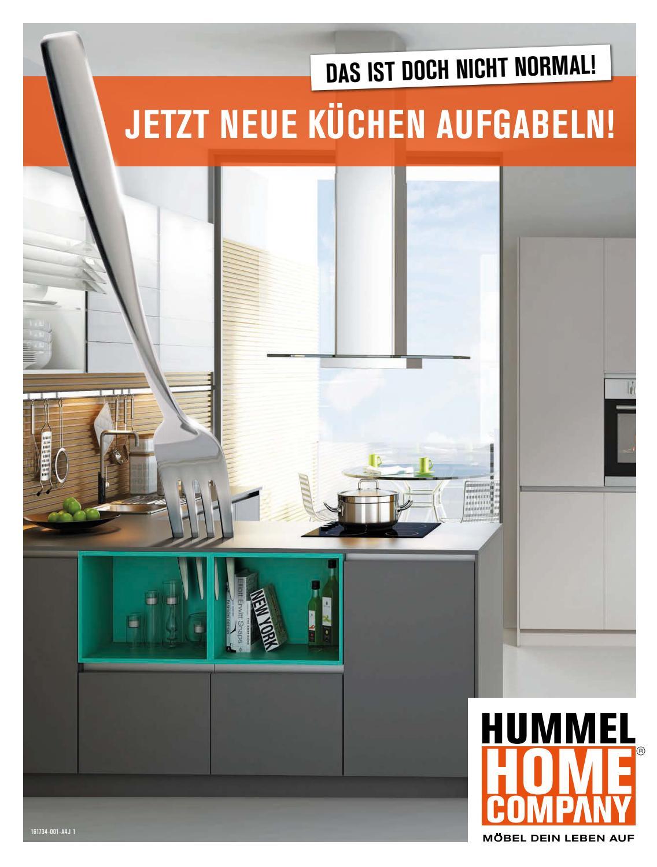 Hummel Global Küchenkatalog 2016 by Perspektive Werbeagentur - issuu