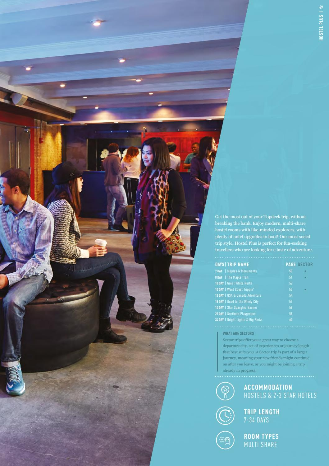 Usd Topdeck North America 2017 18 By Topdeck Travel Issuu
