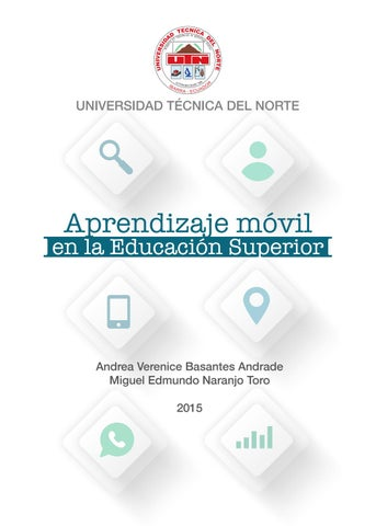 eBook Aprendizaje Móvil en la Educación Superior by Editorial ...
