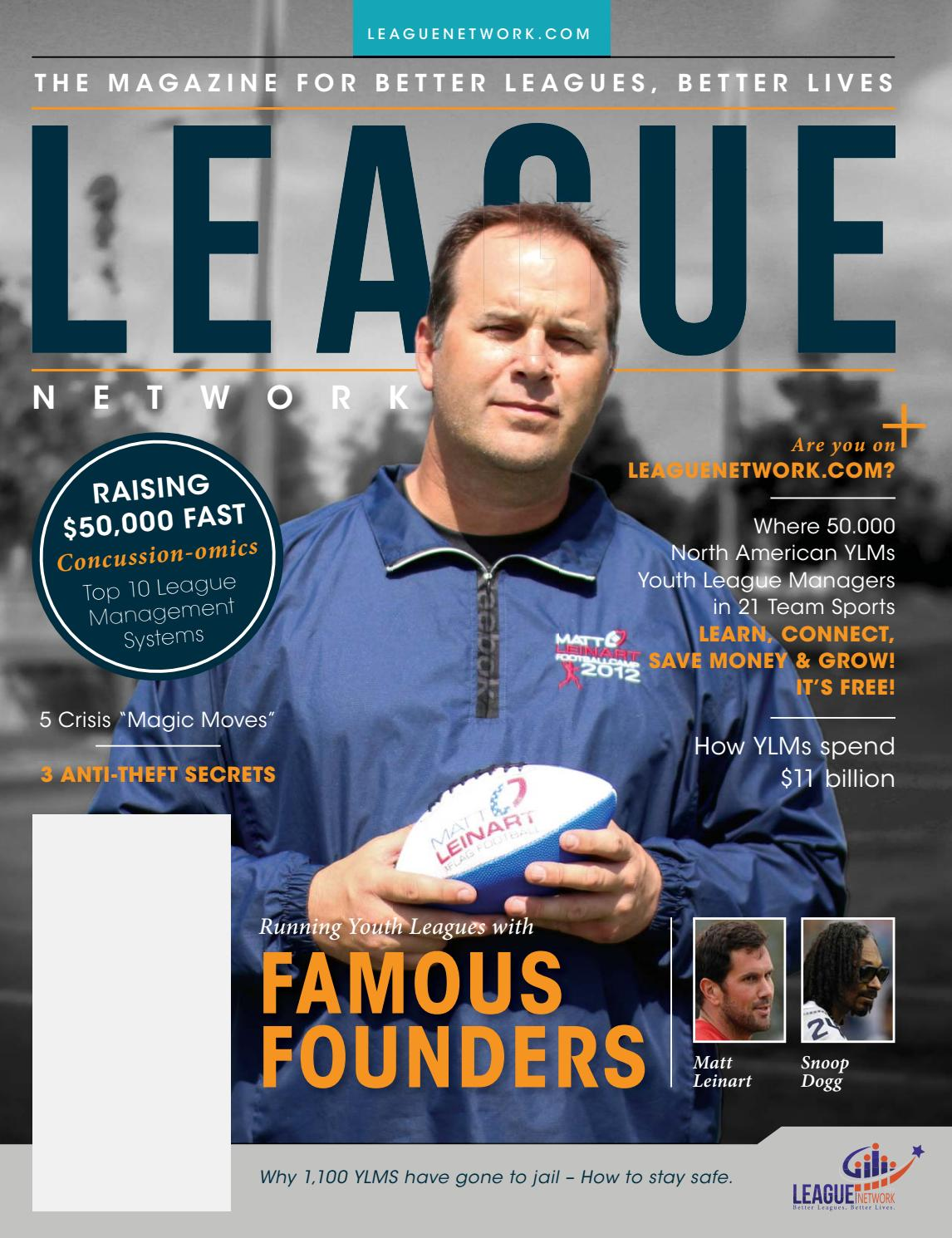 f02d2364 League Network by Digital Publisher - issuu