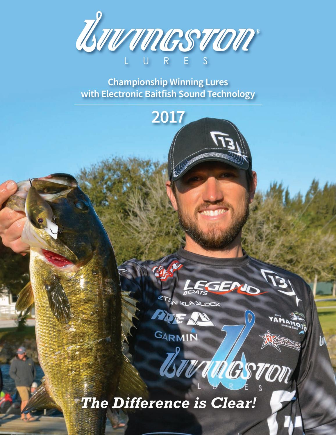 Livingston Lures 2016 Product Catalog By Issuu Fish Caller Electronics Circuit