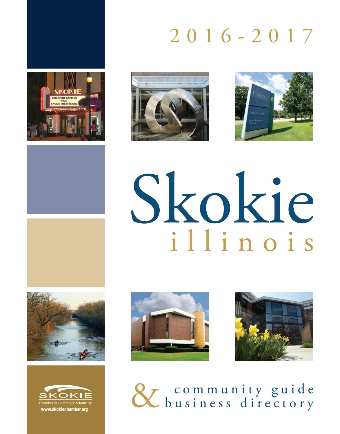 skokie il chamber profile by town square publications llc issuu skokie il chamber profile by town