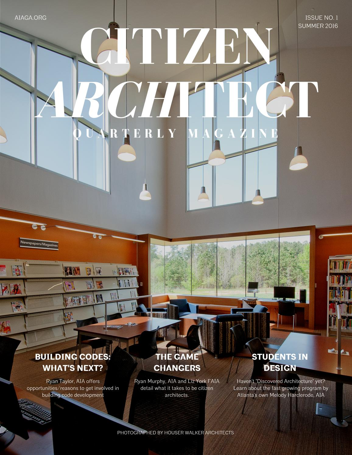 The Citizen Architect by AIA Georgia - issuu