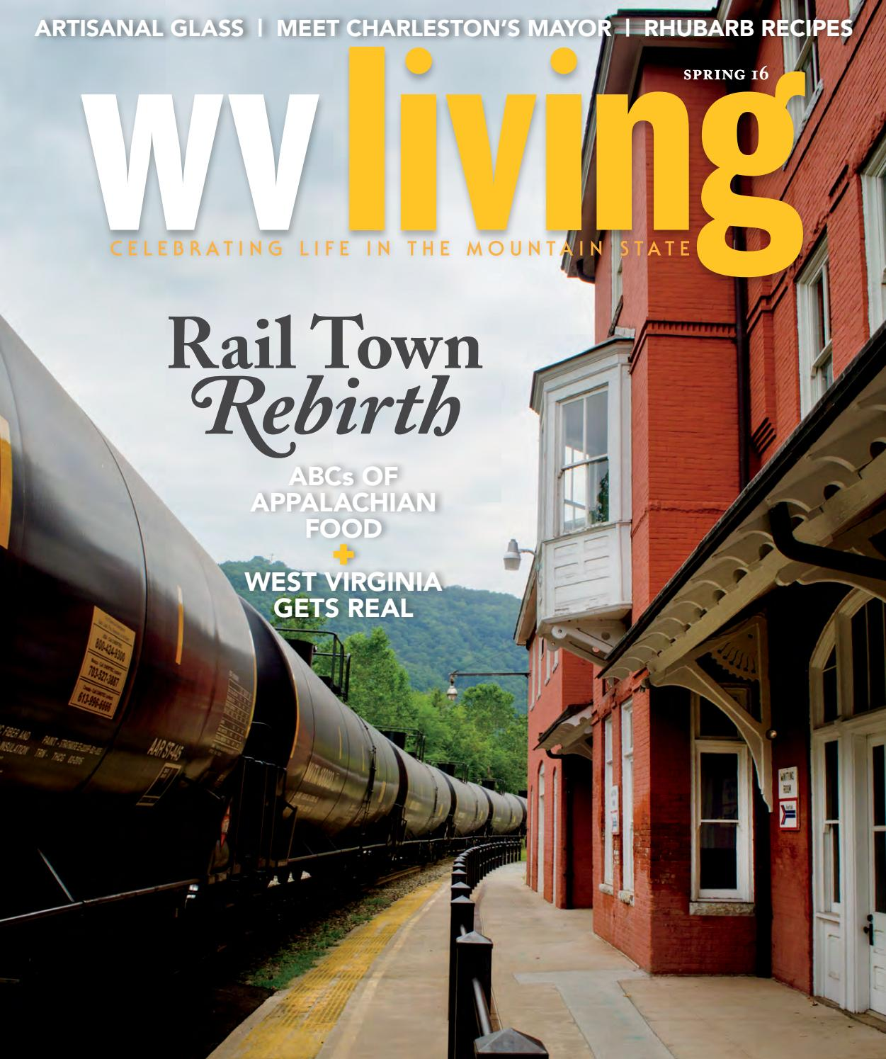 Wv living spring 2016 by wv living issuu malvernweather Images