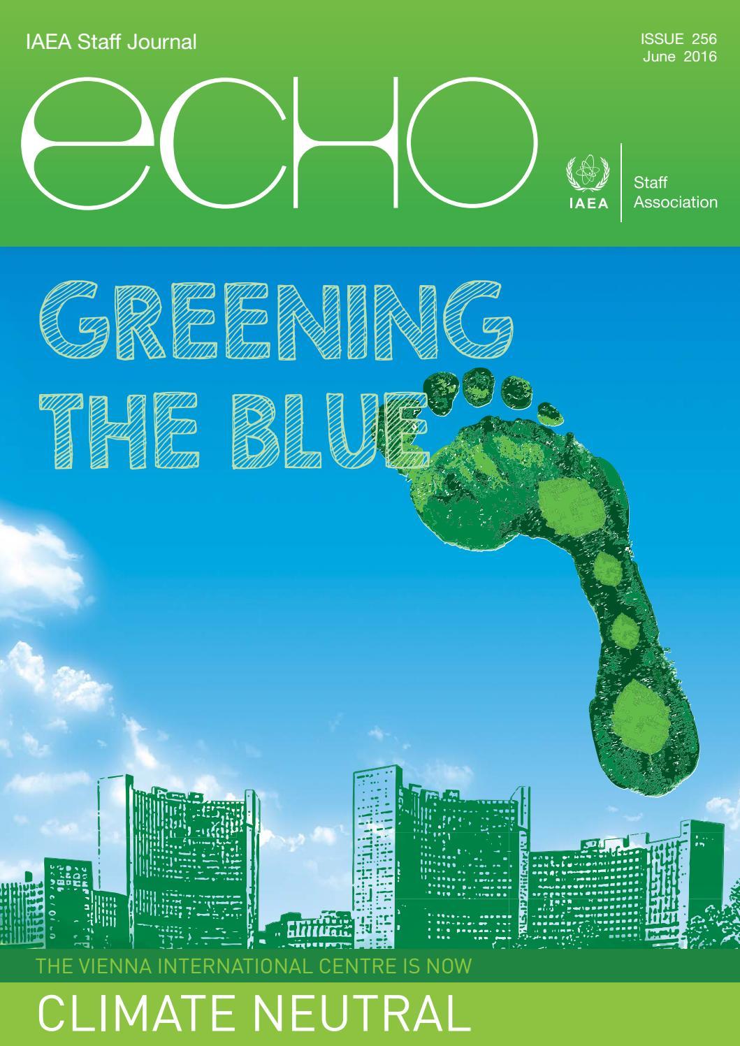 ECHO Issue 256, June 2016 by ECHO - issuu