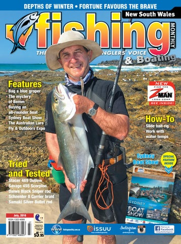 d819e5ce25 New South Wales Fishing Monthly - July 2016 by Fishing Monthly - issuu