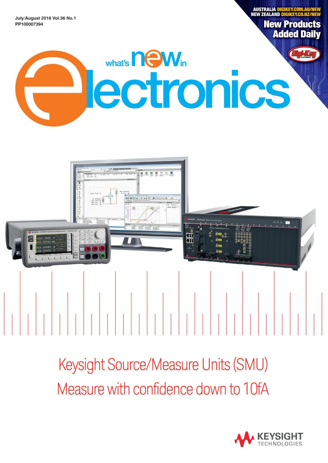 Whats New In Electronics Jul Aug 2016 By Westwick Farrow Media Issuu China Oem Gps Pcba Tracker For Bus Circuit Board