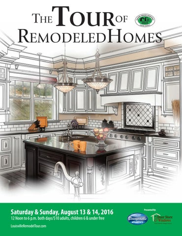 2015 Tour Of Remodeled Homes Book By Building Industry Association ...