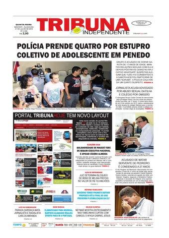 Edição número 2696 - 21 de julho de 2016 by Tribuna Hoje - issuu 6af4223060d