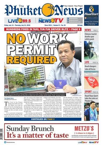 12099dcbf 15-07-2016 by The Phuket News - issuu