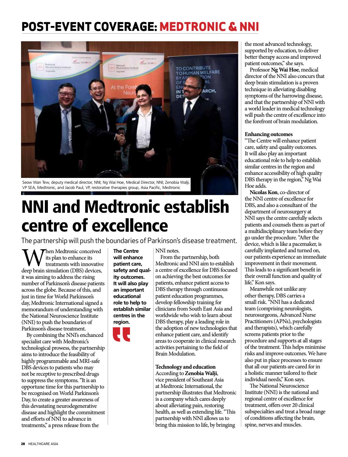 Healthcare Asia (July - October 2016) by Charlton Media