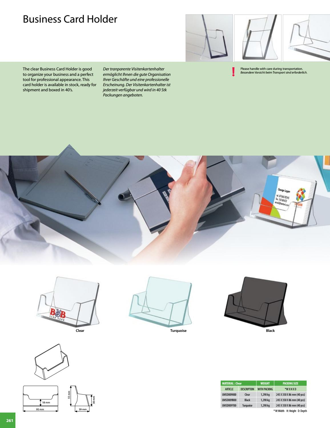 Katalog Produktov Za Reklame By Grafika Bl3k Issuu