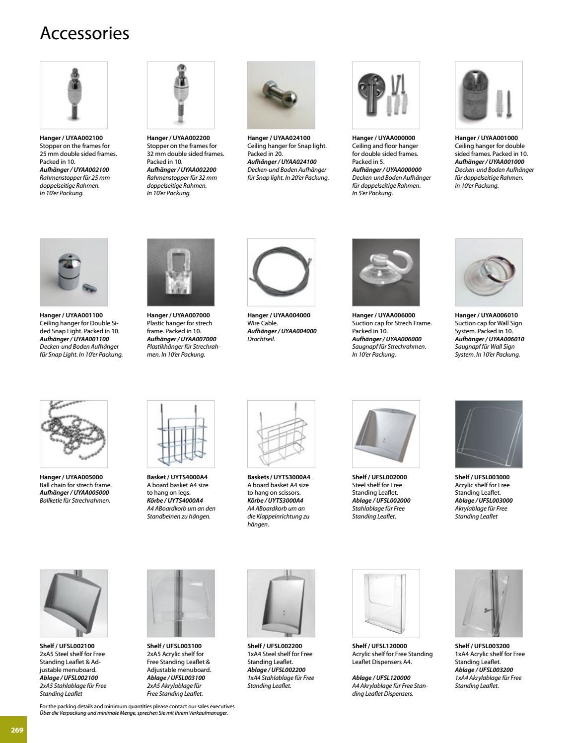 Katalog produktov za reklame by GRAFIKA BL3K - issuu