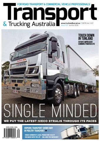 9e5035c1bb Transport   Trucking Australia issue 109 by Transport Publishing ...