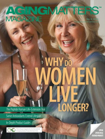 Aging Matters, Issue 4, 2016