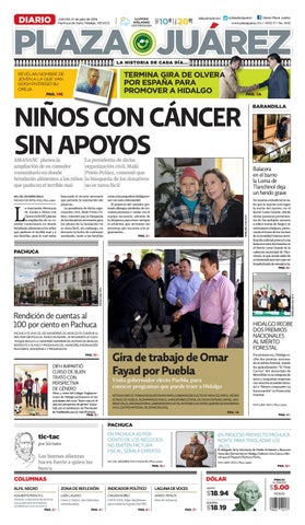 1c275ecb4d91e 21 JULIO 2016 by Diario Plaza Juárez - issuu