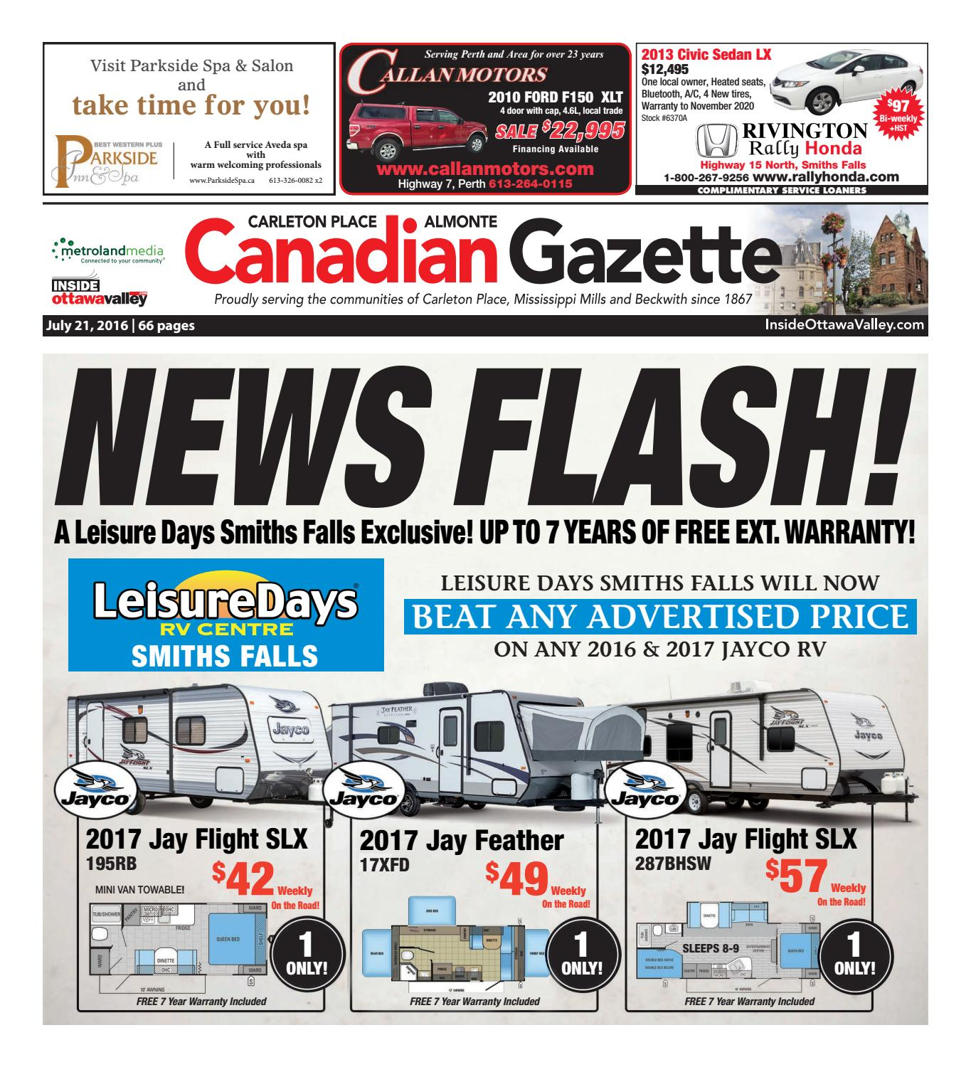 Almontecarletonplace072116 by metroland east almonte carleton almontecarletonplace072116 by metroland east almonte carleton place canadian gazette issuu fandeluxe Gallery