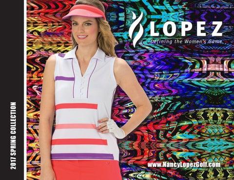645764953e1b2 2017 Lopez Womens Golf Apparel by Lori s Golf Shoppe - issuu