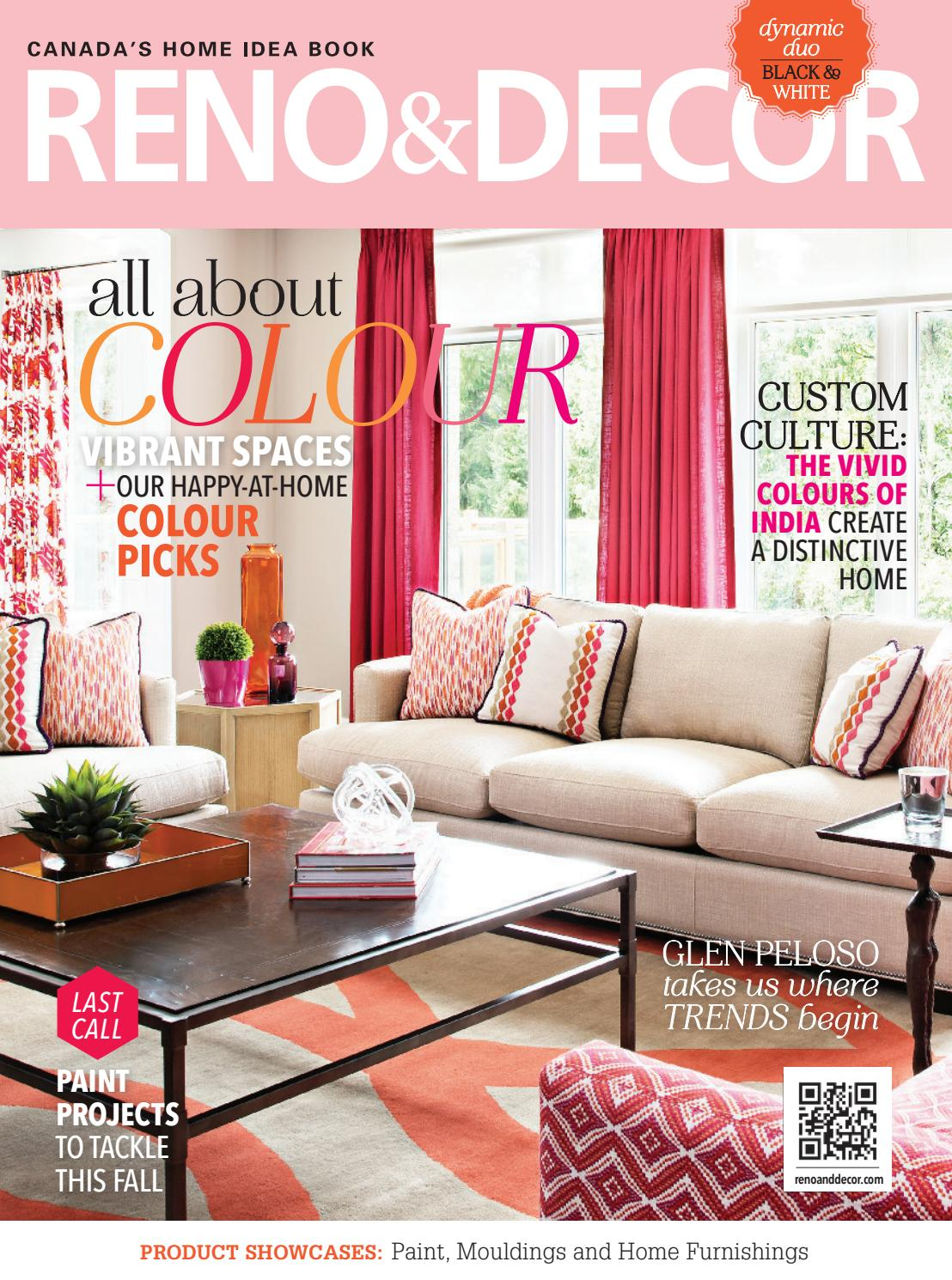 Reno Decor Magazine Aug Sep 2016 By Homes Publishing