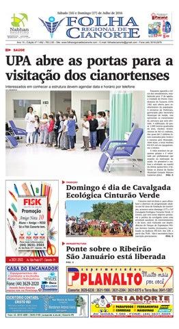 38cc7ac43e Folha Regional de Cianorte - Edição 1492 by Folha Regional de ...