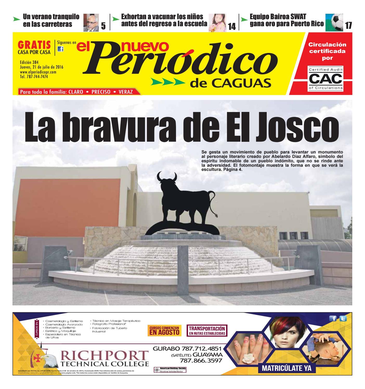 El Nuevo Periódico Edición #384 by Periódico La Cordillera - issuu