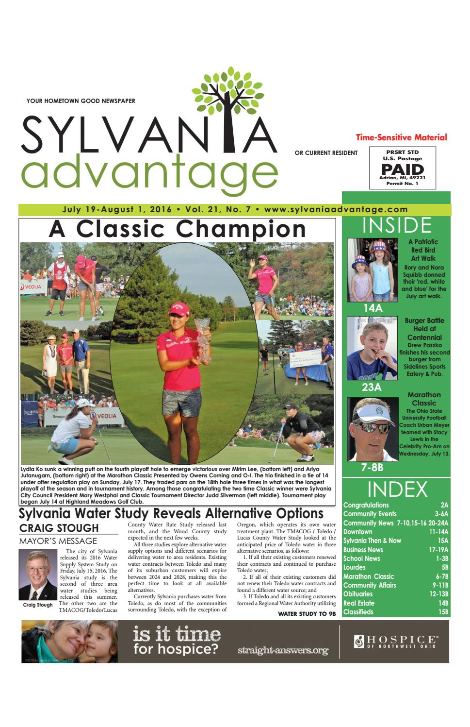 Sylvania Advantage Mid July 2016 By Sylvaniaadvantage Issuu Wiring Station Starbound Fr