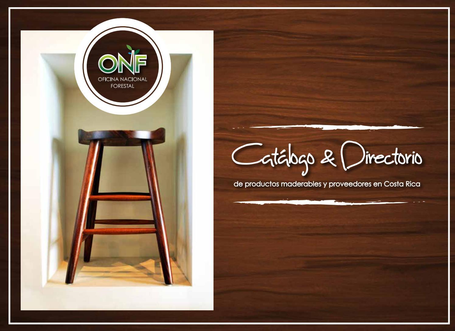 Cat Logo Y Directorio De Productos Maderables Y Proveedores En  # Muebles Sarchi Guapiles
