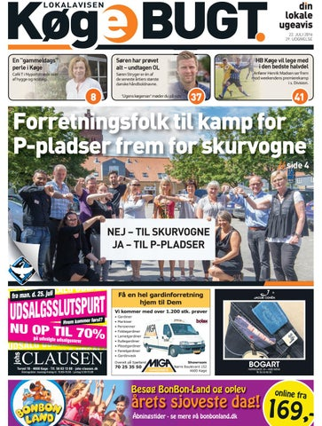 afbe9bbcf57d Lokalavisen Køge Bugt uge 29 by Lokalavisen Køge Bugt - issuu