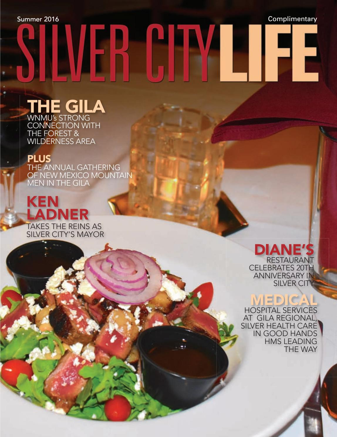 Silver City Life Summer 2016 By Zia Publishing