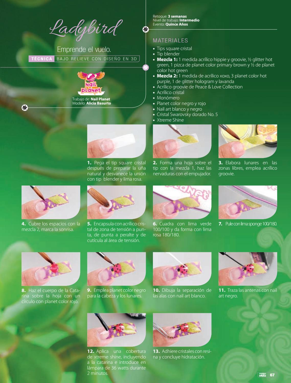 Profesionales de las uñas No. 69 by Editorial Toukan - issuu
