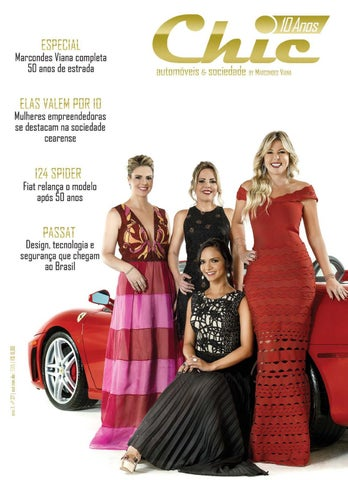 6d6bb0759 chic37 by Revista CHIC Oficial - issuu