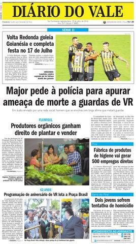 f90b50182 8085 diario segunda feira 18 07 2016 by Diário do Vale - issuu