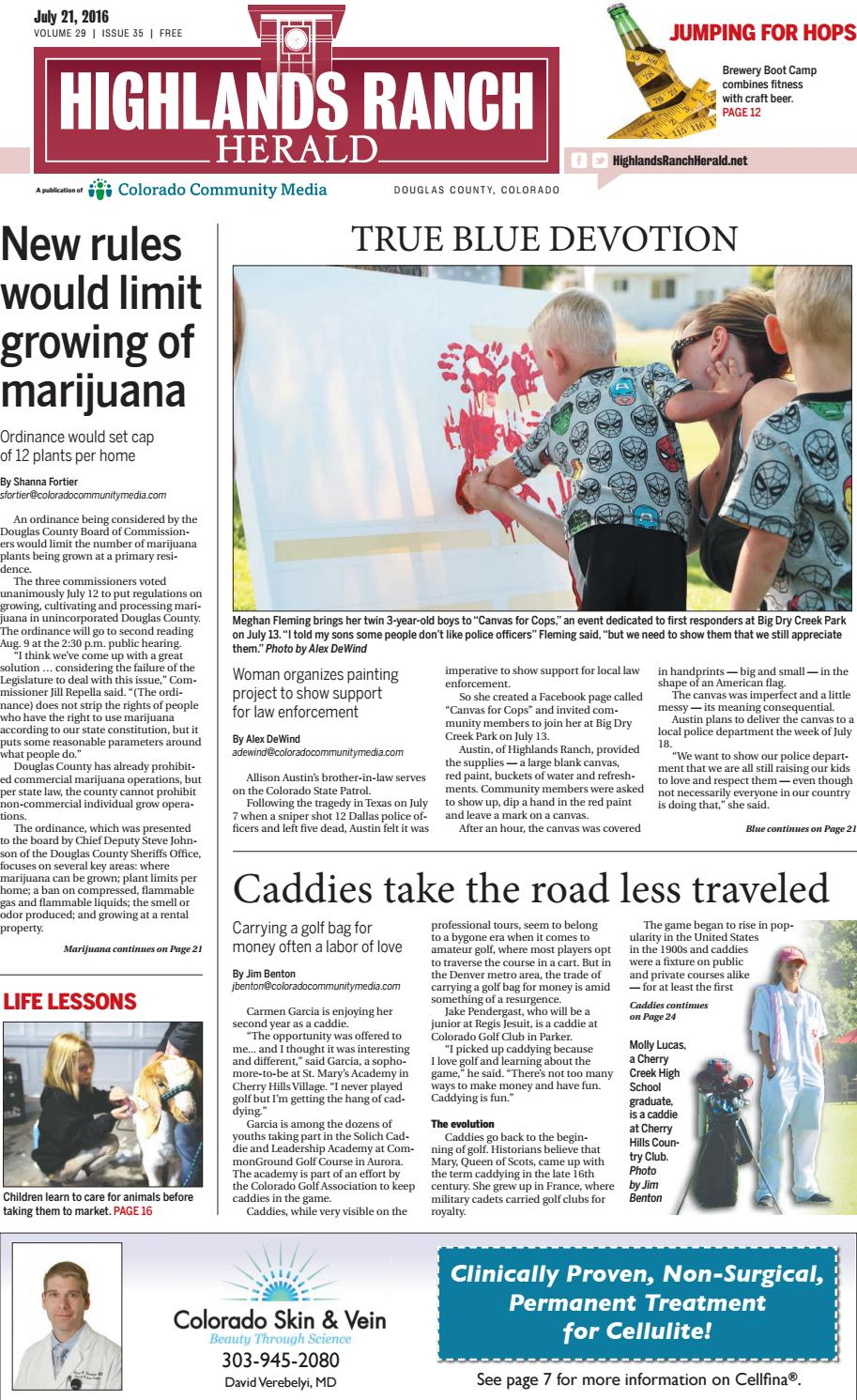 Highlands Ranch Herald 0721 by Colorado Community Media - issuu