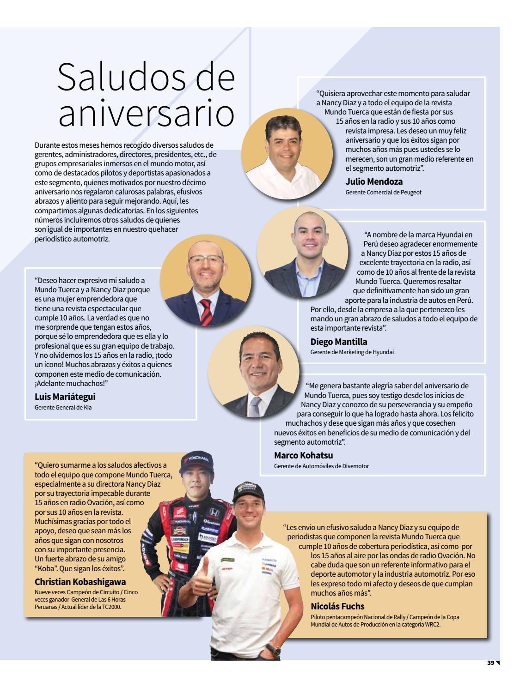 Revista Mundo Tuerca N° 110 by MundoTuerca - issuu