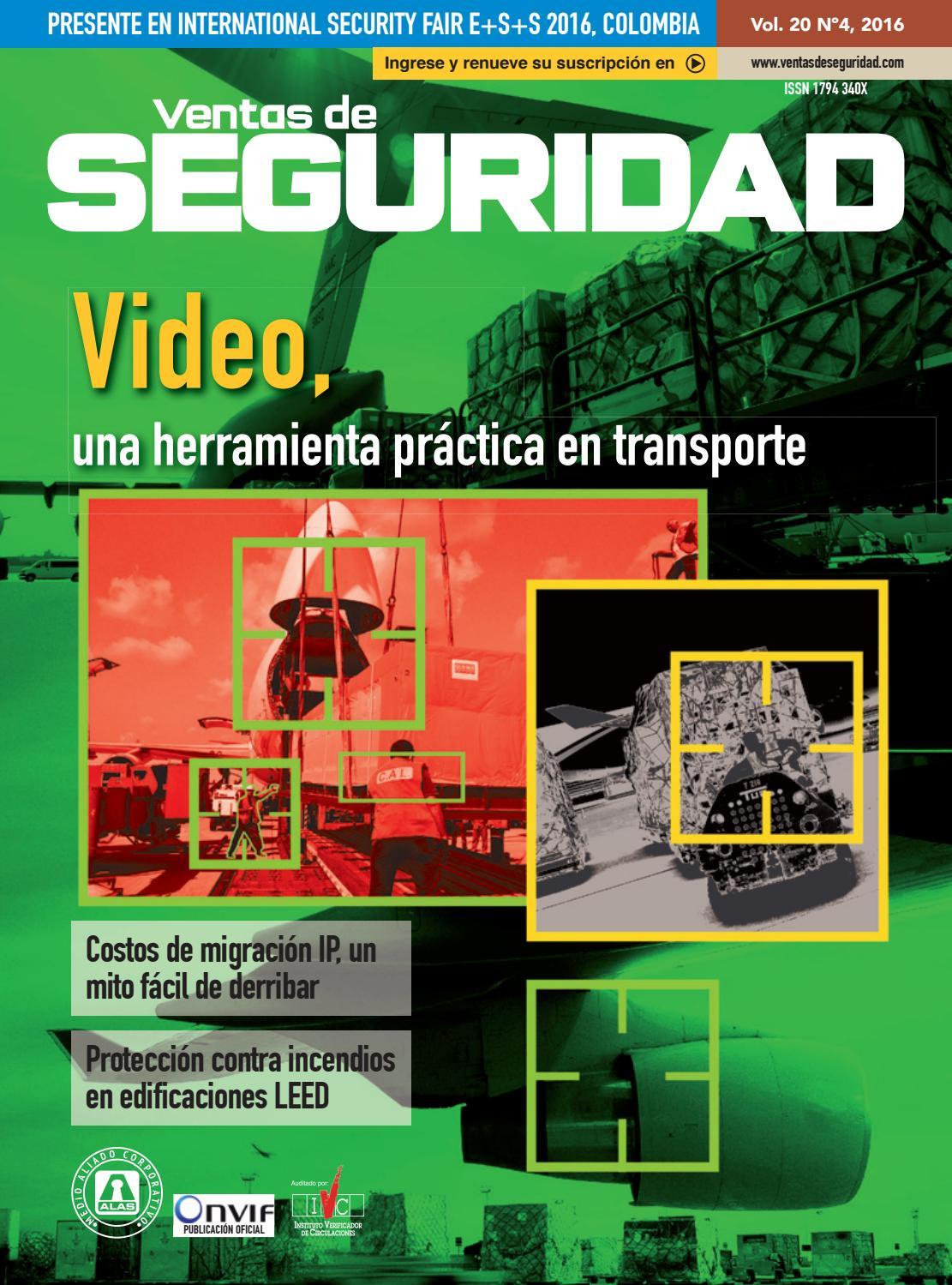 VENTAS DE SEGURIDAD 20-4 by Latin Press, Inc. - issuu