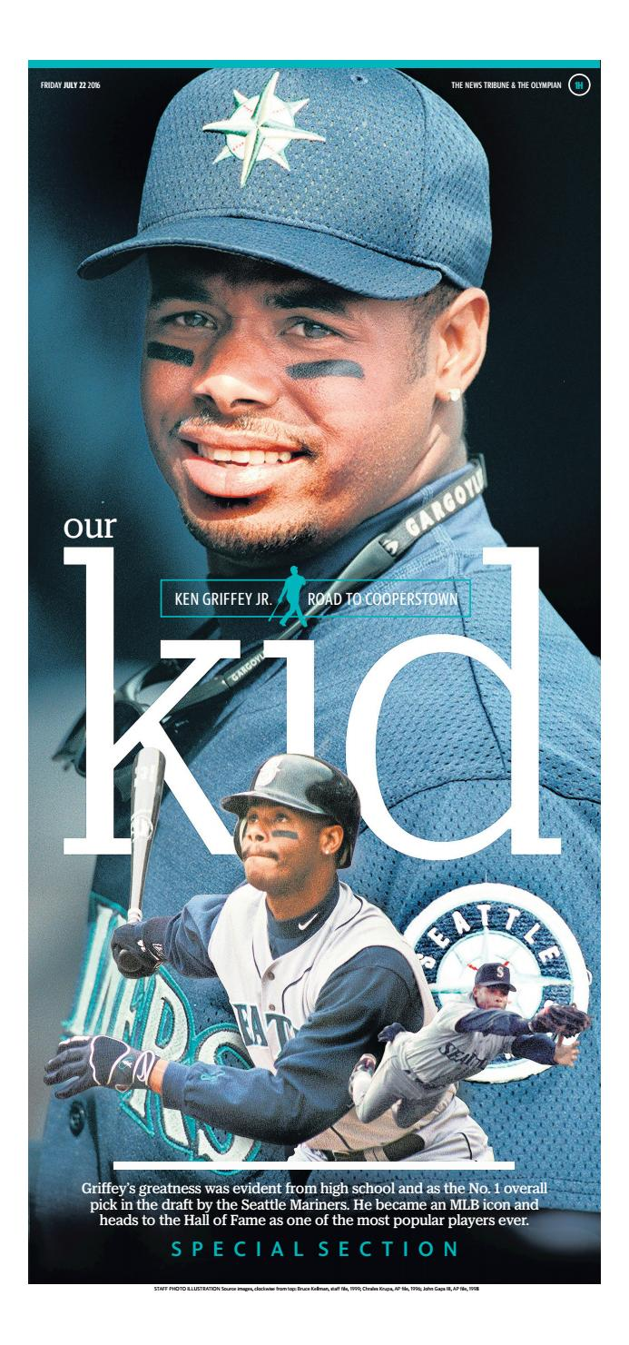 1c10f6e699 Ken Griffey Jr.: Road to Cooperstown by The News Tribune - issuu