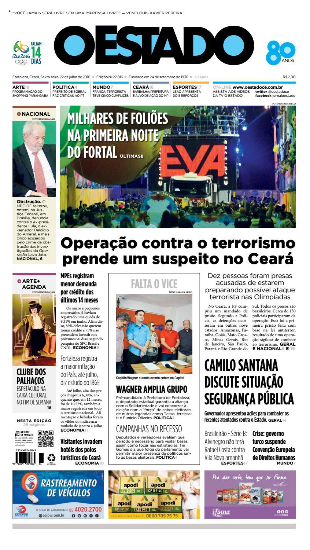 1cb4c25d8 22/07/2016 - Edição 22816 by Jornal O Estado (Ceará) - issuu